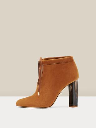 Diane von Furstenberg Anouk Suede Ankle Boots
