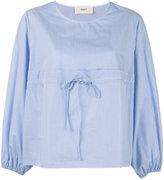 Ports 1961 striped blouse - women - Cotton - 42