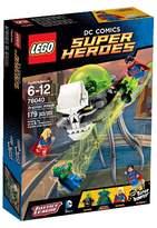 Lego ; Super Heroes Brainiac Attack 76040