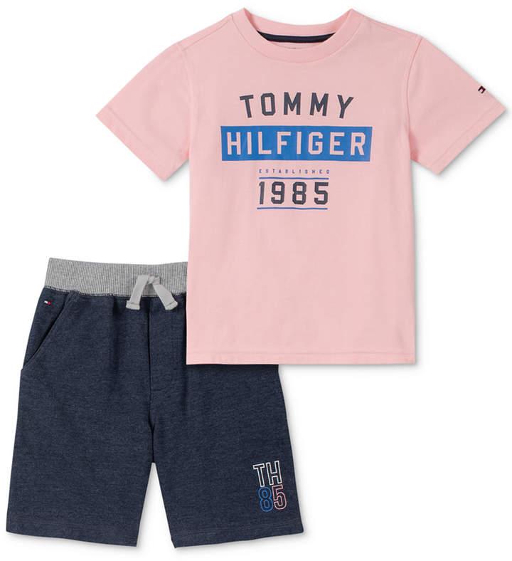 d3c3957aa Tommy Hilfiger Boys' Matching Sets - ShopStyle