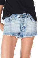 One Teaspoon Outlaw Denim Shorts