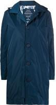 Ecoalf single breasted coat