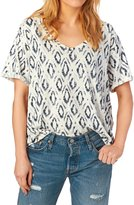 Maison Scotch Boxy Fit T