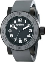Redline Red Line Men's RL-50051-BB-01-GRYS Xlerator Analog Display Japanese Quartz Grey Watch