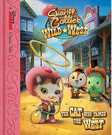 Disney Sheriff Callie's Wild West Book