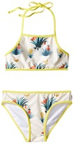 Munster Madras Bikini Bottom Girl's Swimwear Sets