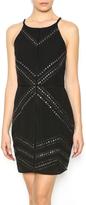 Adelyn Rae Black Nail Head Dress
