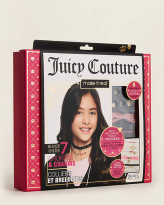 Juicy Couture 95-Piece Chokers & Charms Set