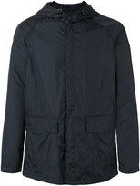 Aspesi hooded jacket - men - Cotton/Polyamide - XL