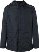 Aspesi hooded jacket - men - Polyamide/Cotton - XL