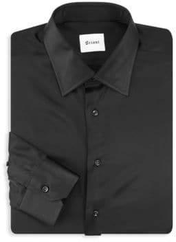 Brioni Silk Dress Shirt