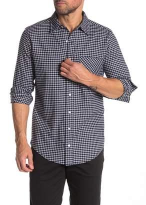 Joe's Jeans Joshua Plaid Flannel Shirt