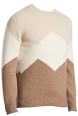 Brunello Cucinelli Men's Cashmere Crew Sweater