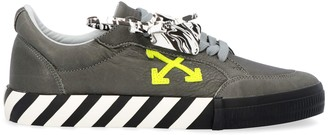 Off-White Sustainable Low Vulcanized Leather Sneakers