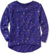 Old Navy Relaxed Jersey-Knit Top for Girls