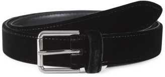 Giorgio Armani Velvet Belt