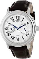 Raymond Weil Men's 2846-STC-00659 Maestro Brown/ Leather Watch