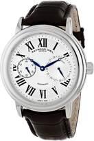 Raymond Weil Men's 2846-STC-00659 Maestro Brown/ Leather Watch