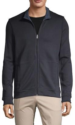 HUGO BOSS Reversible Cotton Jacket