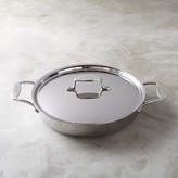 All-Clad d5 Stainless-Steel Nonstick All-In-One Pan 4-Qt.