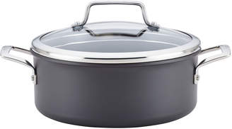 Anolon Authority Hard Anodized Nonstick 5Qt Covered Dutch Oven