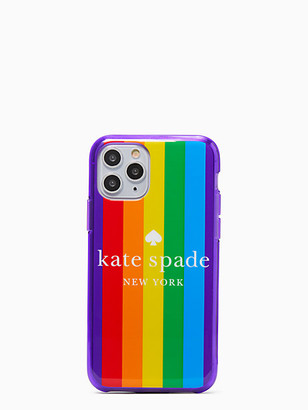 Kate Spade Rainbow Logo Iphone 11 Pro Case