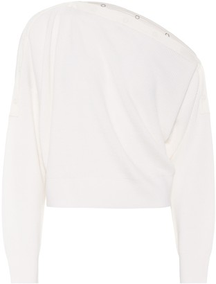 Alexander Wang Merino wool sweater