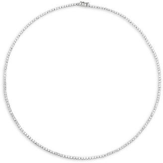 Anita Ko Hepburn 18K White Gold & Diamond Choker