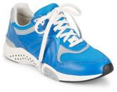 Ash Hendrix Leather & Suede Mesh Sneakers