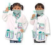 Melissa & Doug Toddler 'Doctor' Costume