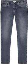 Reiss Reiss Newquay - Tapered Slim Jeans In Blue, Mens
