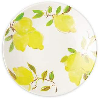 Kate Spade Lemon Melamine Tidbit Plate Set