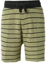 OSKLEN striped bermuda shorts