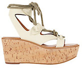 Frye Dahlia Rope Wedge Sandals