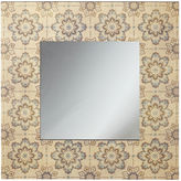 Asstd National Brand Antiqued Medallion Wall Mirror