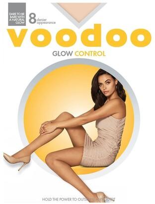 Voodoo Glow Control Pantyhose Natural