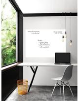 WallPOPs 42 in. x 54 in. White Giant Dry Erase Decal