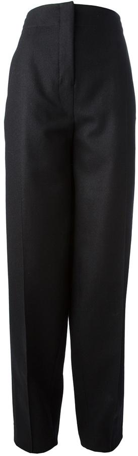 Christophe Lemaire wide leg trouser