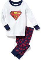 Old Navy DC Comics Superman Sleep Set for Toddler & Baby