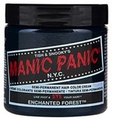 Old Glory Manic Panic Semi Permanent Hair Dye Enchanted Forest Green(4 fl oz)