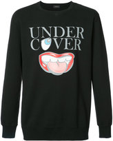 Undercover logo print sweatshirt - men - Cotton - 2