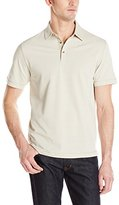 Van Heusen Men's Short-Sleeve Popcorn Polo Shirt