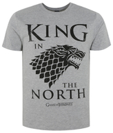 George Game of Thrones King in the North T-Shirt