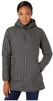 The North Face Merriewood Reversible Parka (Asphalt Grey) Women's Coat