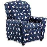 New York Yankees Official MLB® Kids Recliner in