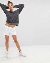 Wildfox Couture Cutie Clean White Shorts