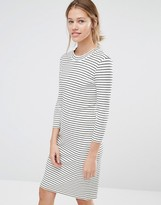 Just Female Nine Stripe Dress