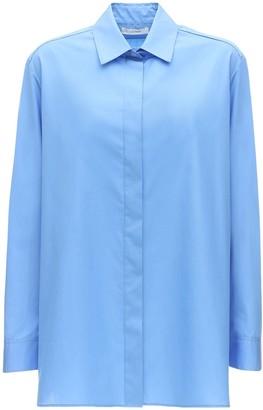 The Row Cotton Poplin Shirt