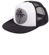 Rip Curl Women's Moon Island Graphic Trucker Hat - Black