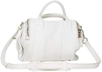 Alexander Wang Rockie White Leather Handbags